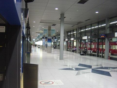 中部国際空港電車