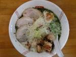塩ちゃーしゅー麺@らーめん弥七