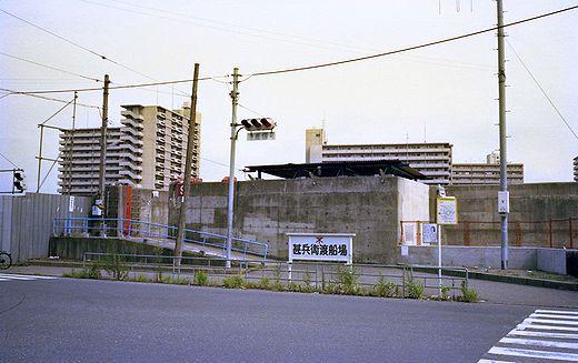 19930918南海西天下茶屋・木津川383-1