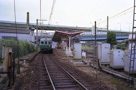 19930918南海西天下茶屋・木津川392-1
