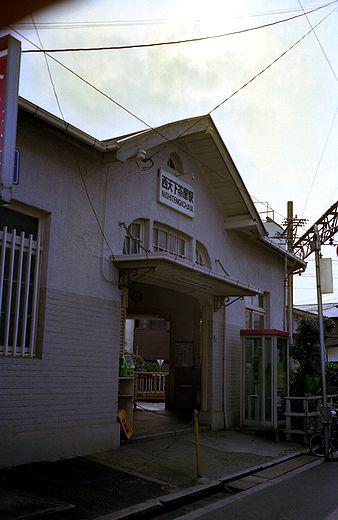 19930918南海西天下茶屋・木津川481-1