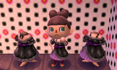 黒ドレス (2)