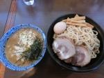 弥七 特製つけ麺大盛 13.11.21