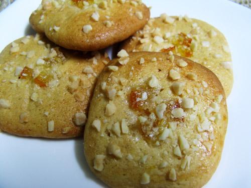 あまなつピールのスタンダードクッキー-1