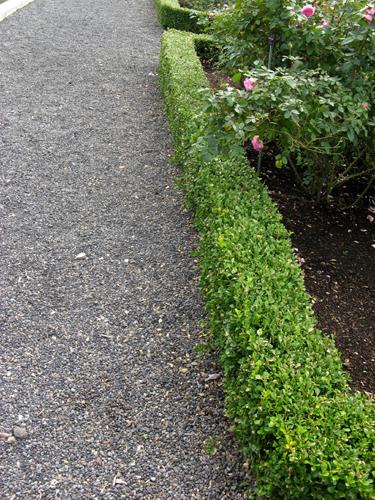 軽井沢レイクガーデン石と砂利-2