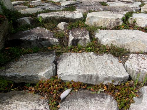 軽井沢レイクガーデン石と砂利-8
