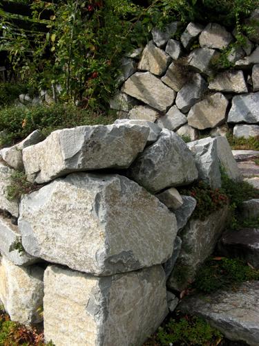 軽井沢レイクガーデン石と砂利-9