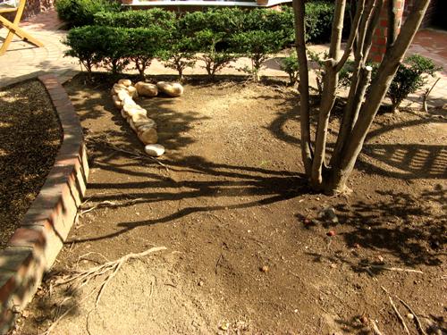 石積み仮置き-3