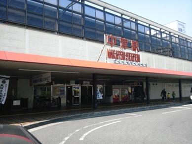 中津駅 (1)
