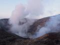 阿蘇山火口 10月30日 その2