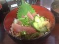 マグロ丼 鮮魚センター