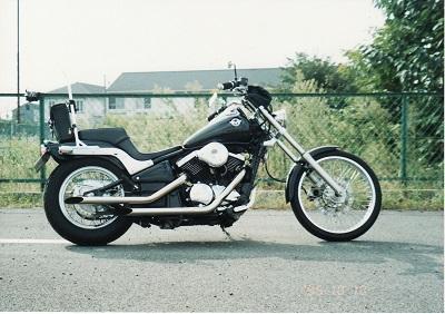 バルカン400