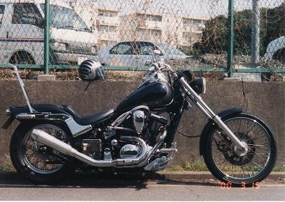 バルカン800