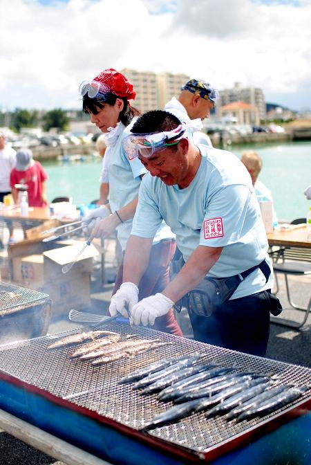 秋刀魚収穫祭2