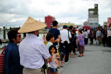 秋刀魚収穫祭12