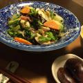 Dec09_鶏ささみの野菜炒め