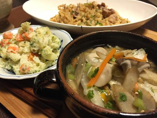 Dec16_根菜スープ