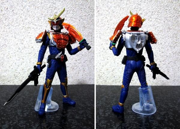仮面ライダー鎧武 オレンジアームズ(二刀流 装備)