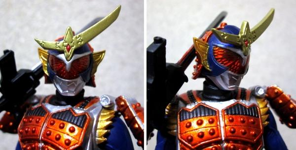 仮面ライダー鎧武 オレンジアームズ(ナギナタモード 装備)