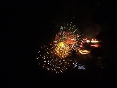 多摩川花火大会2013