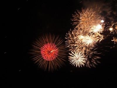 多摩川花火大会2013ラスト