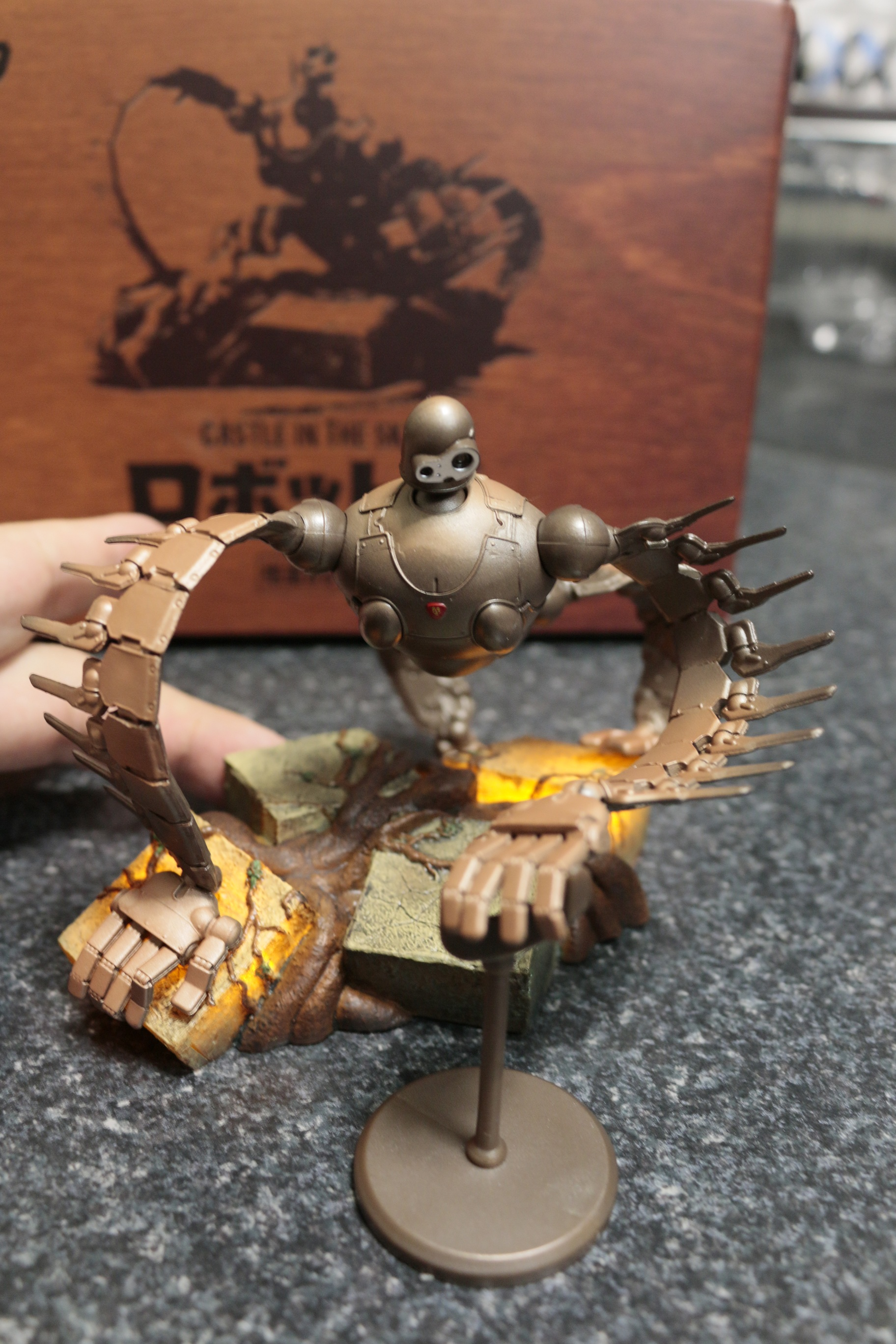 ロボット兵10