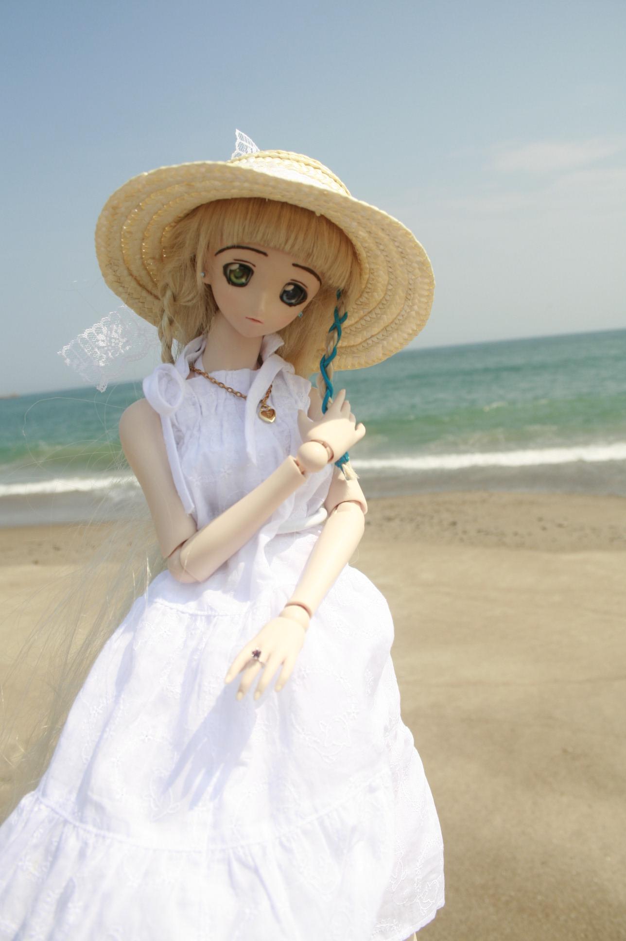 海の浜 正面