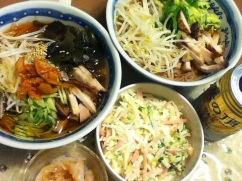 冷麺~♪♪