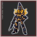 RX-0[N] ユニコーンガンダム2号機 バンシィ・ノルン(デストロイモード)b