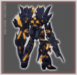 RX-0[N] ユニコーンガンダム2号機 バンシィ・ノルン(デストロイモード)a