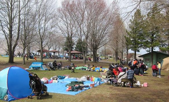 八戸公園キャンプ場