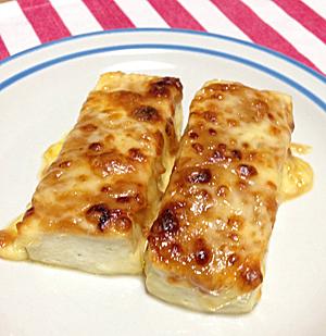 豆腐みそチーズ