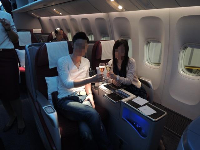 カタール航空16