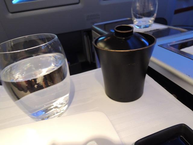 機内食ディナー4