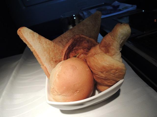 機内食朝食2