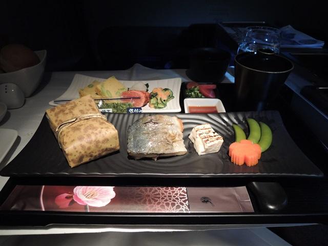 機内食朝食5