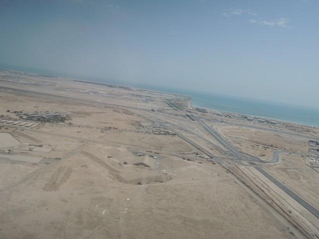 カタールの砂漠