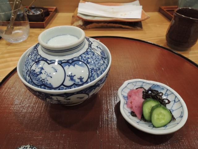ふく西 天茶1