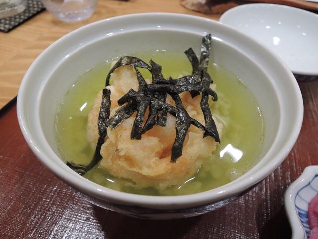 ふく西 天茶2