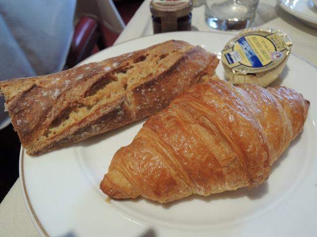 ラウンジ 朝食7