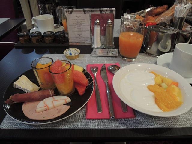 スクリーブ朝食12