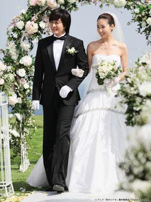 ペ・ヨンジュンとチェ・ジウの結婚について2