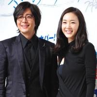 ペ・ヨンジュンとチェ・ジウが結婚?!