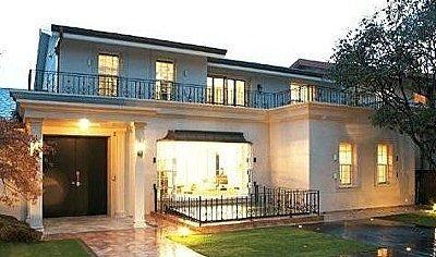 キム・ナムジュの豪邸画像1