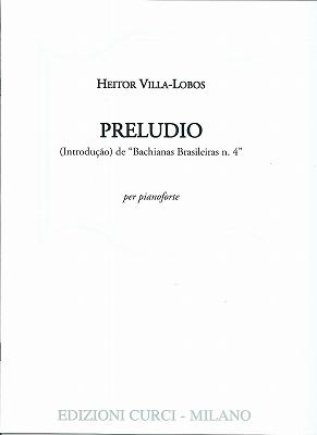 Villa-Lobos PreludeBlog