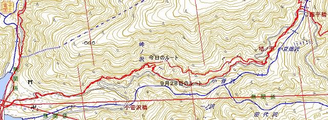 2013.10.19径路探索①