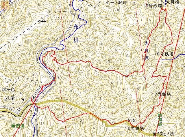 2013.11.03ニカニカ鉄塔めぐり