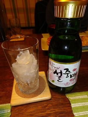 韓国の梅酒