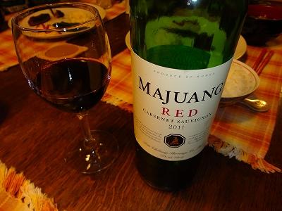 韓国のワイン