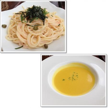 パスタ&スープ